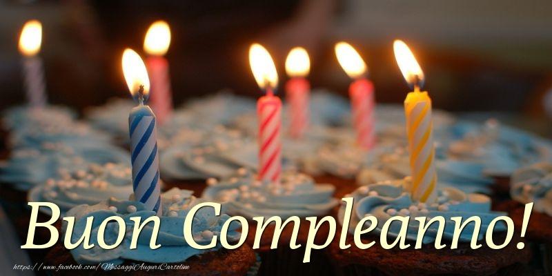 Buon Compleanno! - Cartoline compleanno