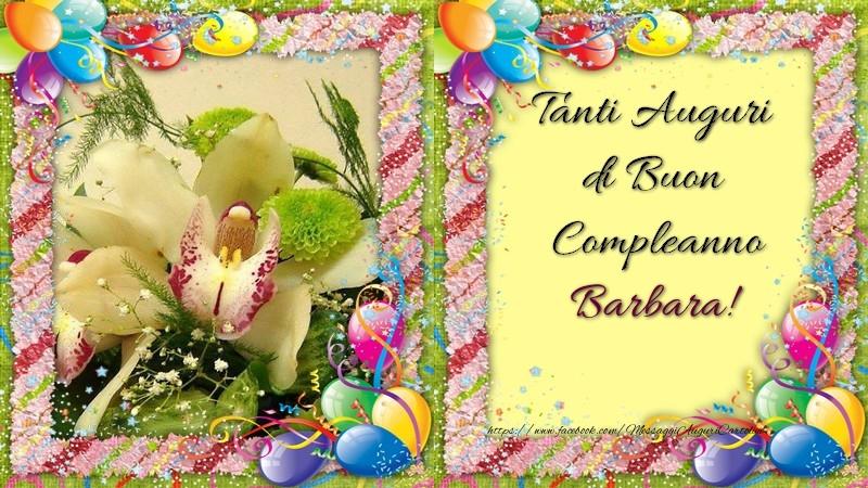 Cartoline Compleanno Con Nome Barbara Pagina 3