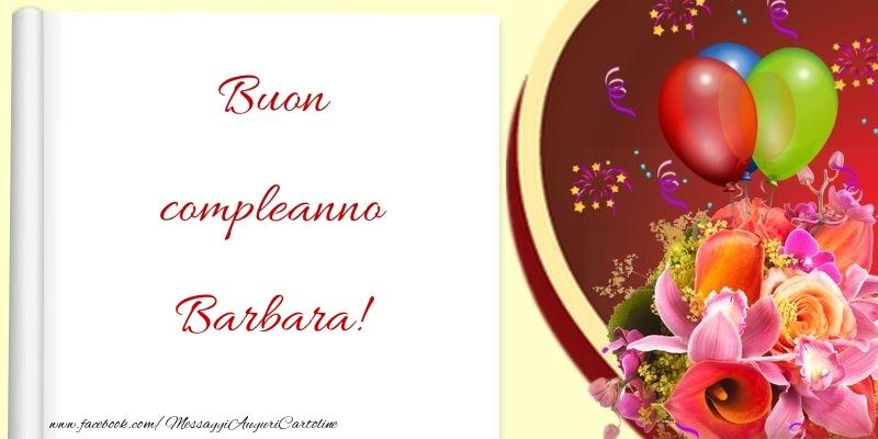 Cartoline Compleanno Con Nome Barbara Pagina 10