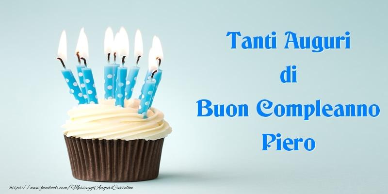 Cartoline Compleanno Con Nome Piero Pagina 6