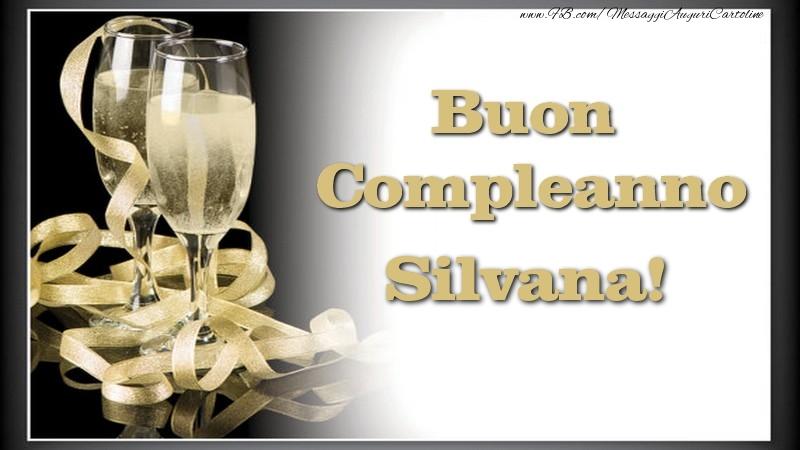 Cartoline Compleanno Con Nome Silvana Pagina 8